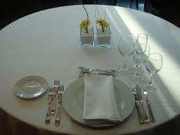 Como poner una mesa correctamente el rinc n de mayriel for Poner la mesa correctamente